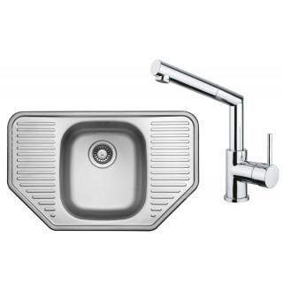 Kuchyňský set Sinks (dřez Comfort 777 + baterie Mix 350 P)