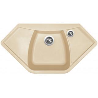 Kuchyňský Dřez Sinks Naiky 980 Milk 28 Za 6379 Kč V Eshop