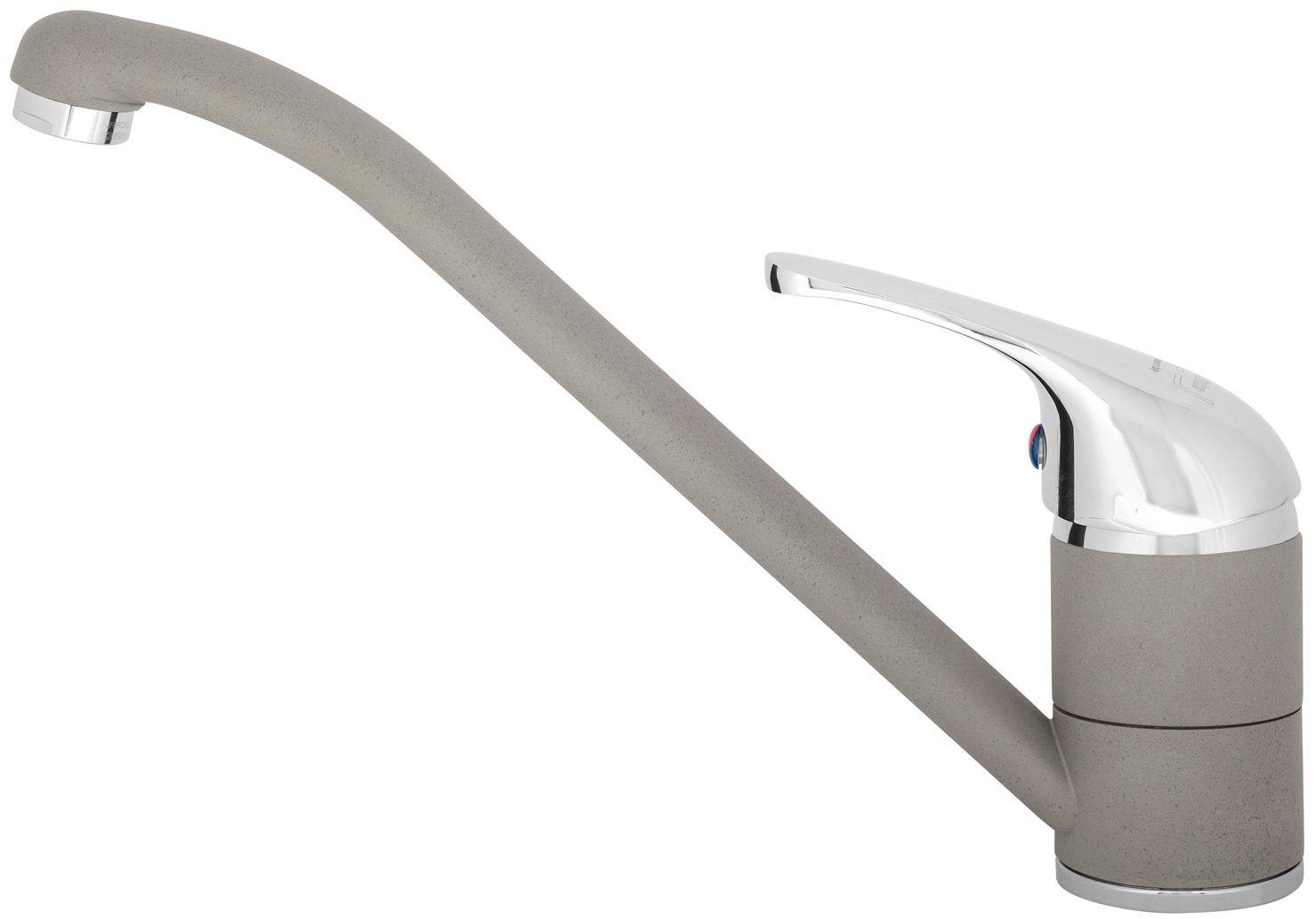 Kuchyňská baterie Sinks Capri 4 Truffle 54
