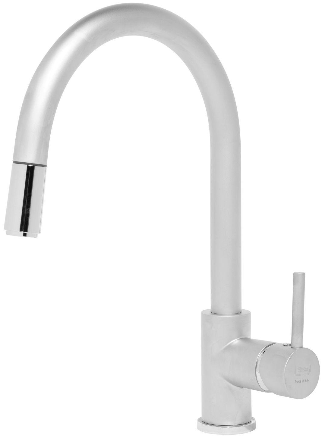 Kuchyňská baterie Sinks Mix 35 P Chrom - matný