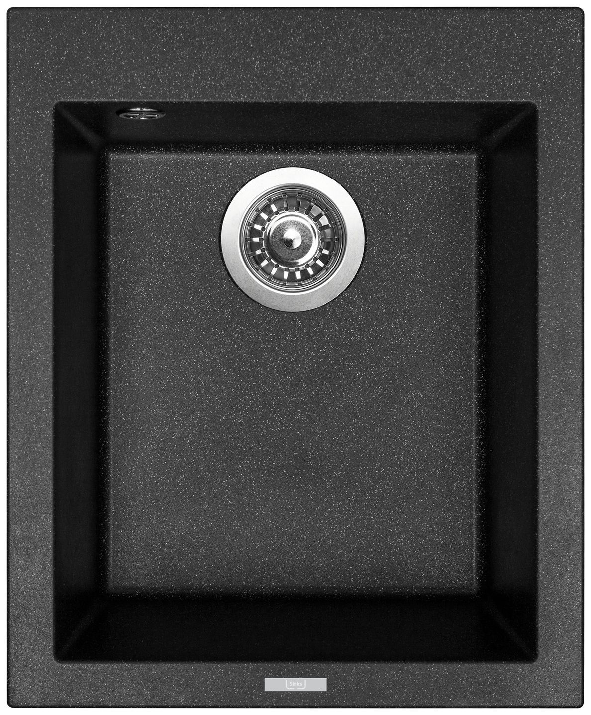Kuchyňský dřez Sinks Cube 410 Granblack 30